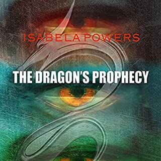 The Dragon's Prophecy audiobook cover art