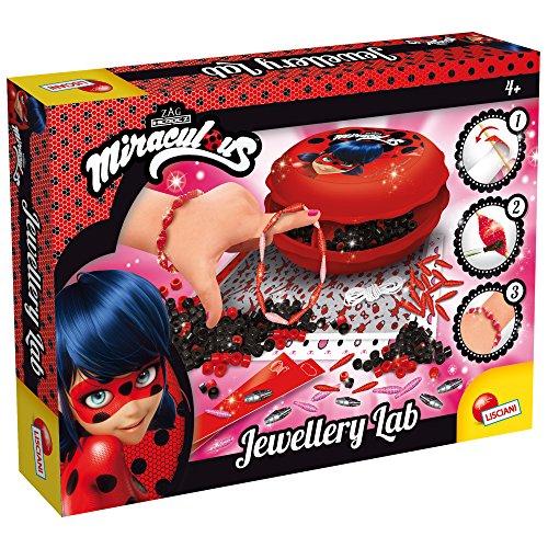 Liscianigiochi- Ladybug Miracolosa, Multicolore, 68272
