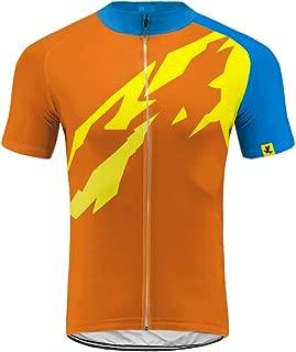 fluro cycling jacket