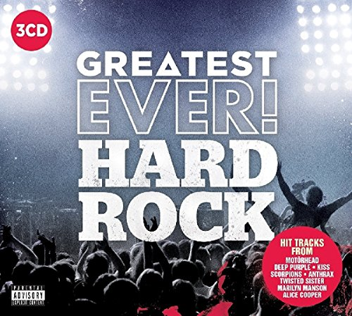 Greatest Ever Hard Rock
