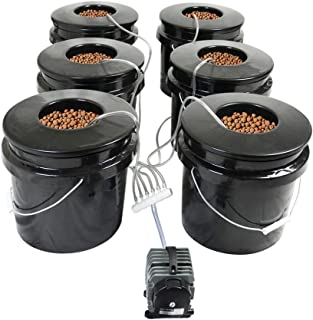 bubble flow bucket system