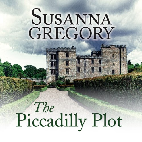 The Piccadilly Plot audiobook cover art