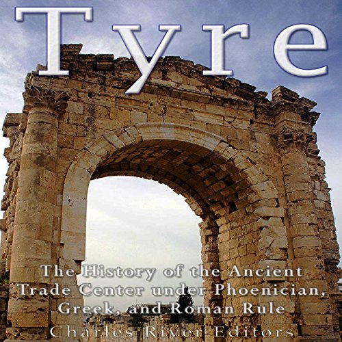 Tyre audiobook cover art