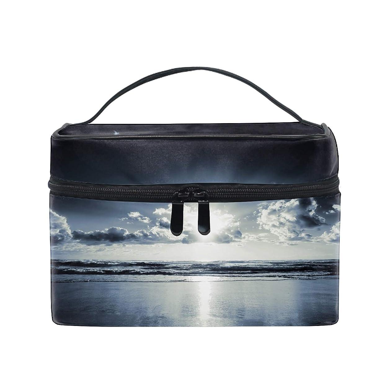 内向き他の場所完璧トイレタリーバッグ 収納ケース メイク収納 小物入れ 仕分け収納 防水 大容量 出張 旅行用