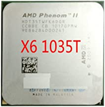AMD Phenom II X6 1035T X6-1035T 2.6G Six-Core CPU Processor Socket AM3
