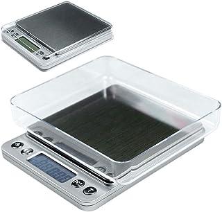 جواهرات دیجیتال با دقت بالا / آزمایشگاه / آزمایشگاه / مقیاس آشپزخانه الکترونیکی دقیق / مقیاس وزن 0.01 گرم کالیبره شده (5000 گرم ، 0.01 گرم)