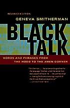 black american slang language