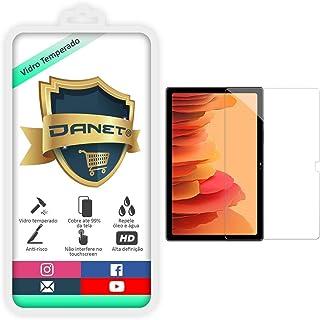 "Película De Vidro Temperado Para Samsung Galaxy Tab A7 T505 com Tela de 10.4"" - Proteção Blindada Anti Impacto Top Premium..."