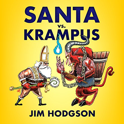 Santa vs. Krampus  By  cover art