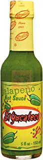 El Yucateco Jalapeno Hot Sauce 148ml El Yucateco Jalapeno Scharfe Soße
