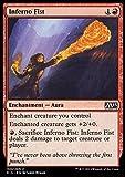 Magic The Gathering - Inferno Fist (150/269) - Magic 2015