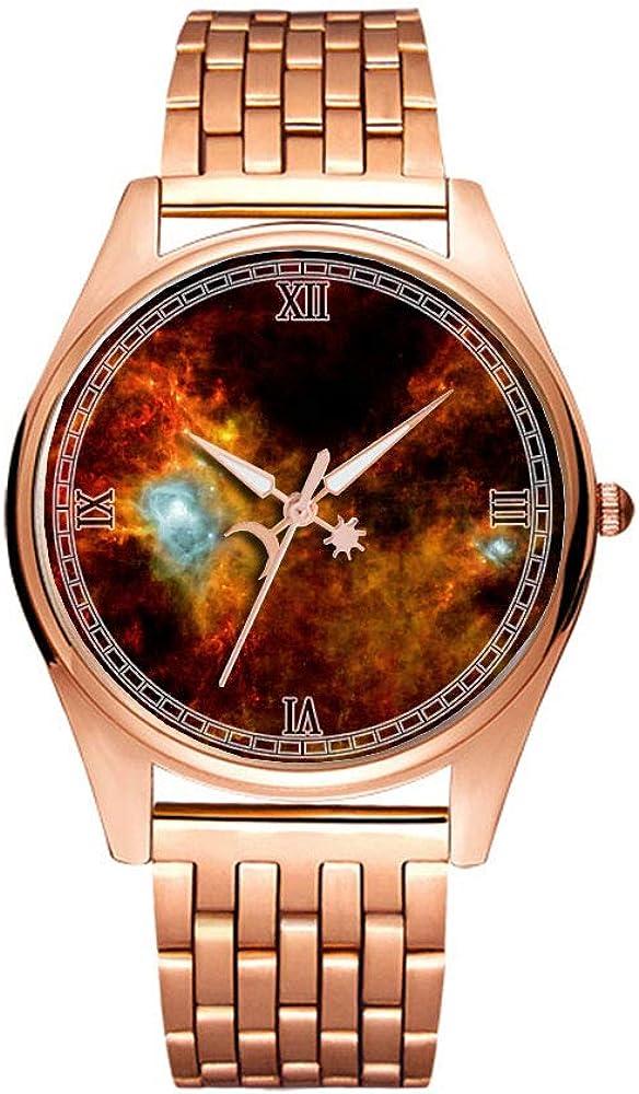 Minimalist Golden Fashion Quartz Wrist Watch Thin Elite Sale item Ultra Wa Max 67% OFF
