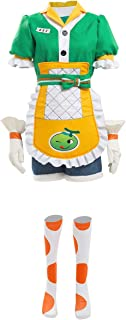Womens OW Cosplay Halloween Costumes Mei Honeydew Skin Dress Up Outfit