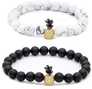 pineapple distance bracelet