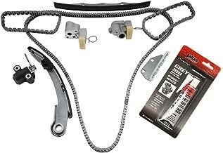 MOCA Engine Timing Chain Kit for 2005-2010 Nissan Frontier & Nissan Pathfinder & Nissan Xterra 4.0L V6 DOHC 24V VQ40DE