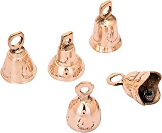 diollo Jingle Bells for Housebreaking, Wind Chimes, Christmas Decoration and Craft 1.75 Inch