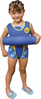 Poolmaster Learn-to-Swim Swimming Pool Tube Float Trainer, Blue