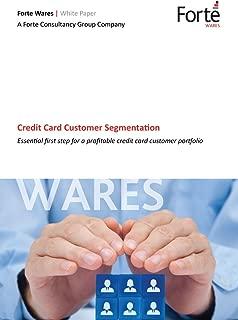 Credit Card Customer Segmentation: Essential first step for a profitable credit card customer portfolio