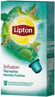 Lipton Infusion Verveine Menthe (30 capsules)