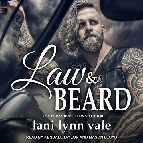 Law & Beard audiobook cover art