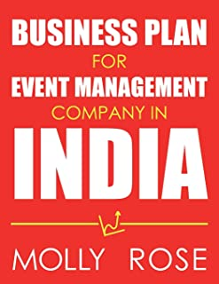 Business Plan For Event Management Company In India