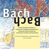 Bach,J.S.: 2 Concertos for 3 C