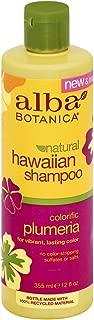 Alba Botanica - Alba Botanica Hawaiian Natural Shampoo Colorific Plumeria - 12 Fl Oz - Pack of 1