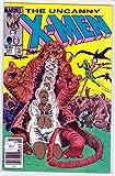 The Uncanny Xmen #187 (1984) John Romita Jr....