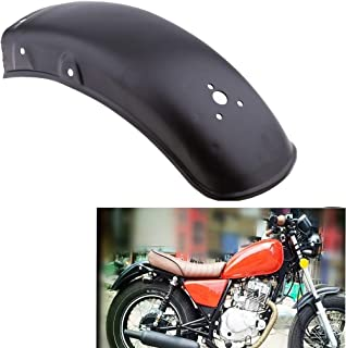 NO LOGO WSF-Motorcycle Fender, 1pc Duradero Guardabarros Trasero Cubierta Protectora Carenado Guardabarros Ajuste for Suzuki GN125 / GN250 Moto de la Motocicleta Guardabarros