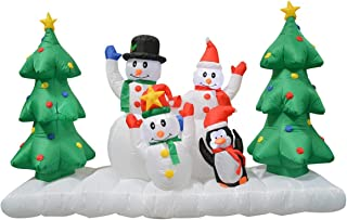 Best cold snowman inflatable Reviews
