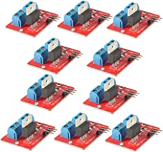 10 PCs IRF520 MOSFET Driver Module for Arduino MCU ARM for Raspberry Pi