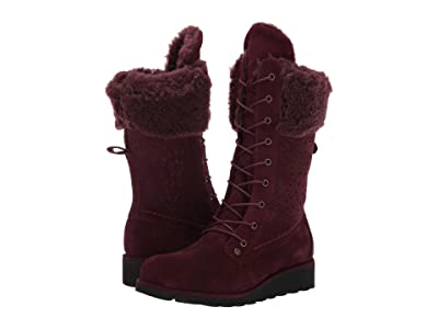 Bearpaw Kylie (Wine) Women