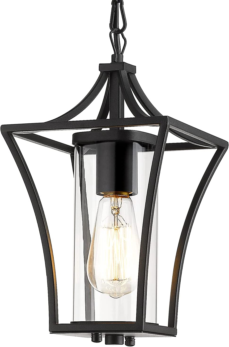 KAUEN Outdoor Pendant Light for Porch Arlington Mall Fix Now free shipping Outside Hanging