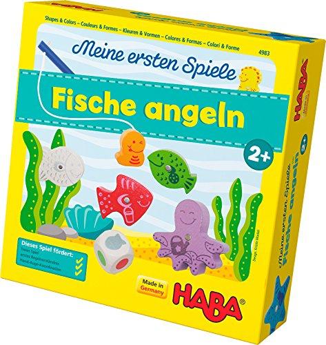 HABA 4983 – MES – Fische angeln, Lernspiel - 5