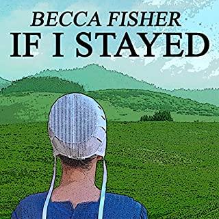 If I Stayed audiobook cover art
