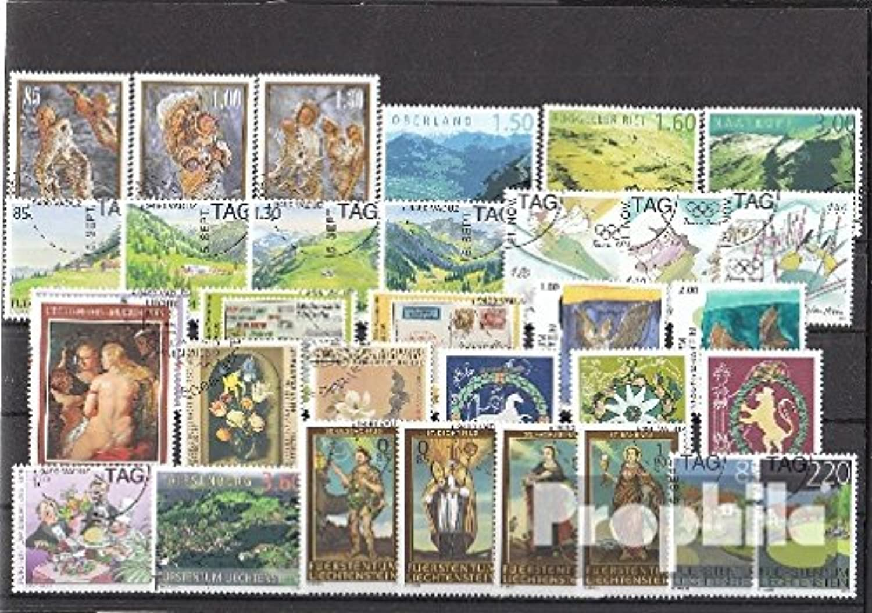 Liechtenstein 2005 Complete Volume in clean Conservation (Stamps for collectors)