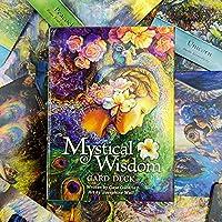 神秘的な知恵のオラクルカード、パーティーファミリーのためのボードゲーム楽しいテーブルカードゲーム愛好家(英語版)