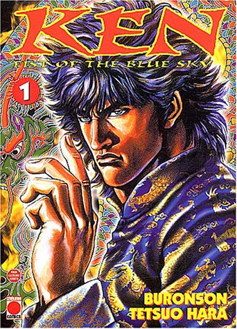 Ken, tome 1 : Fist Of The Blue Sky