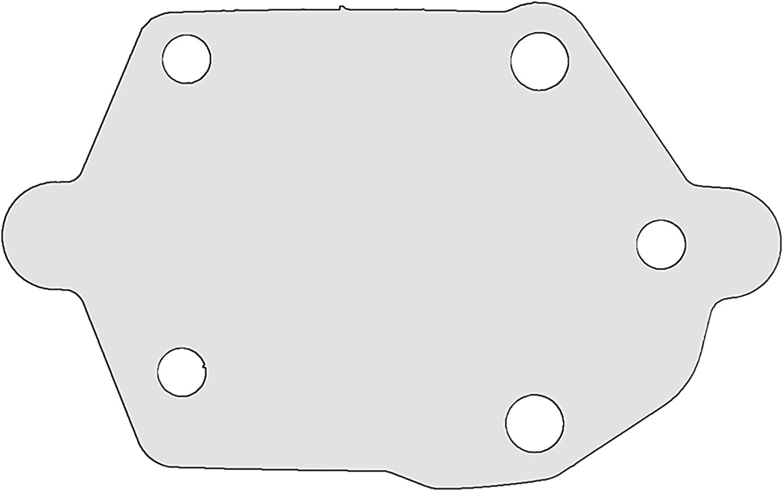 Sierra 187391 Yamaha Diaphragm  Replaces 6922441100