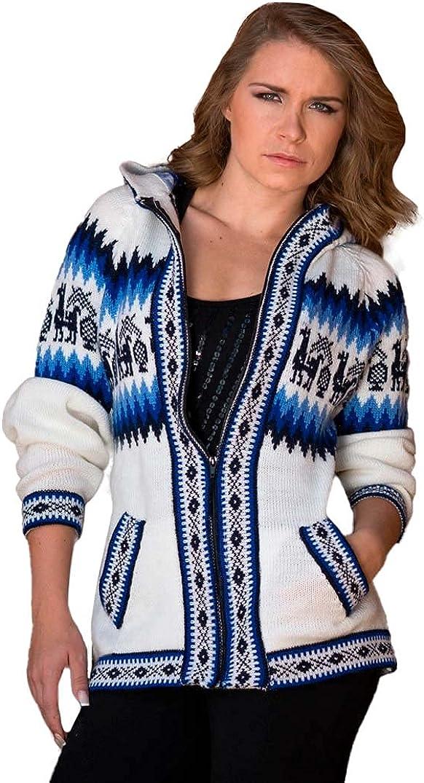 Gamboa - Alpaca Sweater Women Alpaca Wool Sweater Peruvian Sweater Alpaca Cardigan