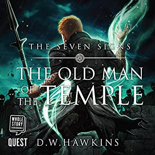 Couverture de The Old Man of the Temple