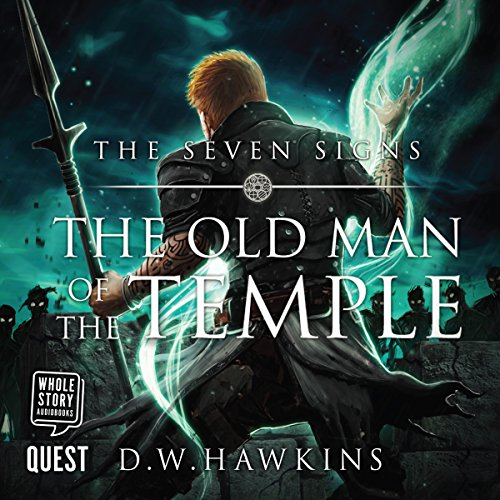 The Old Man of the Temple audiobook cover art