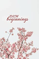 New Beginnings | Cherry Blossoms: Lined Journal Paperback