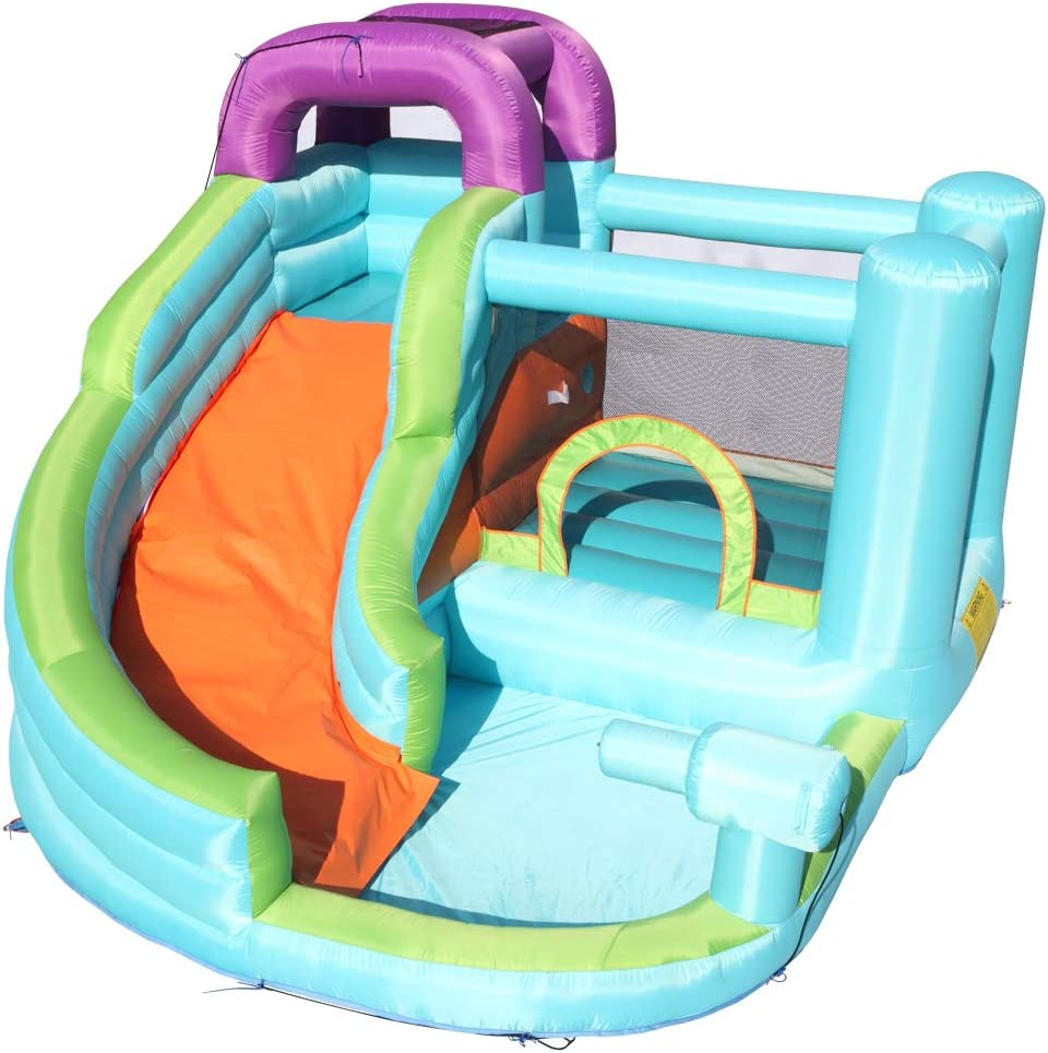 Ranking TOP2 Kcelarec Inflatable Bounce House Water Slide Bouncer Popular brand in the world Park
