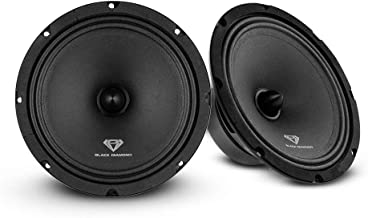 "$39 » Sponsored Ad - Black Diamond Dia-CM8.4B 8"" Mid-Range Loudspeaker with Bullet 140 Watts 4-Ohm (Pair)"