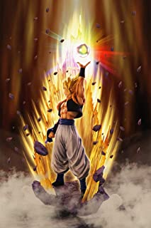 Zero SS Gogeta Resurrect (Dragon Ball Z) Bandai Action Figure