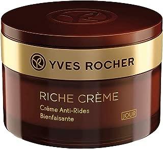 Yves Rocher Riche Crème Wrinkle Smoothing Day Cream, 50 ml./1.7 fl.oz.