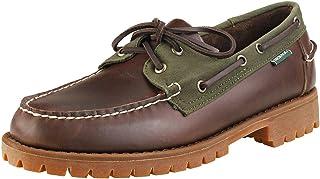 Sebago Portland Lug Homme Chaussures Fauve