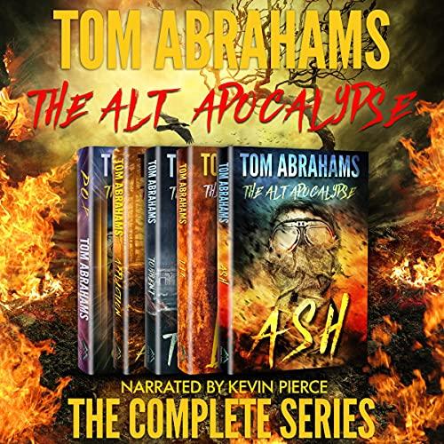 The Alt Apocalypse Audiobook By Tom Abrahams cover art