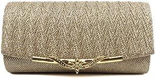Women Evening Bag 2020 Party Banquet Glitter Bag For Women Girls Wedding Clutches Handbag Chain Shoulder Bag